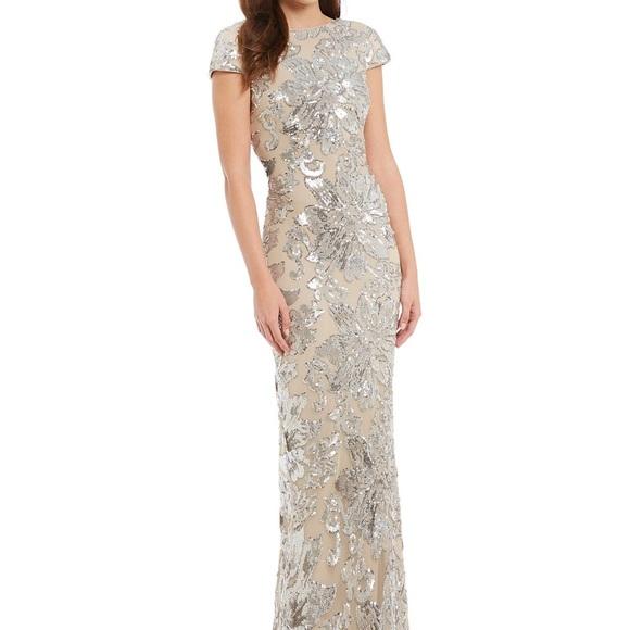 42c99ac34a29 Calvin Klein Dresses   Skirts - Calvin Klein Gown